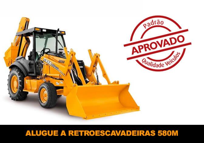 CASE 580M RETROESCAVADEIRA