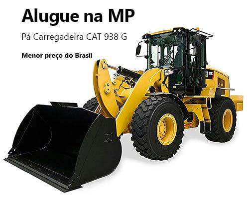 pa carregadeira cat 938g