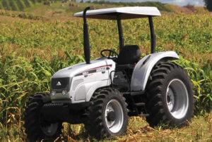 o que é um trator agricola
