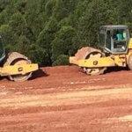 obras de terra aterros