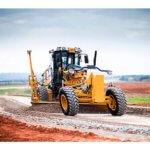 Locação e benefícios Motoniveladora CAT 140M