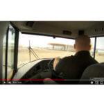 Conheça o interior do caminhão articulado Volvo A30F