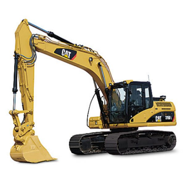 escavadeira cat 315 dl