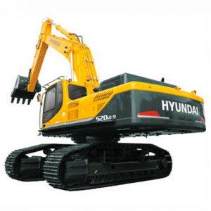 hyundai 520 lc 9
