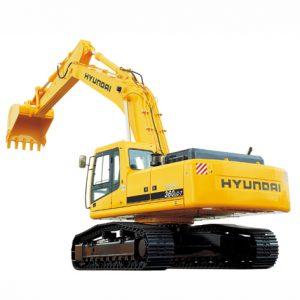 hyundai r360lc-7