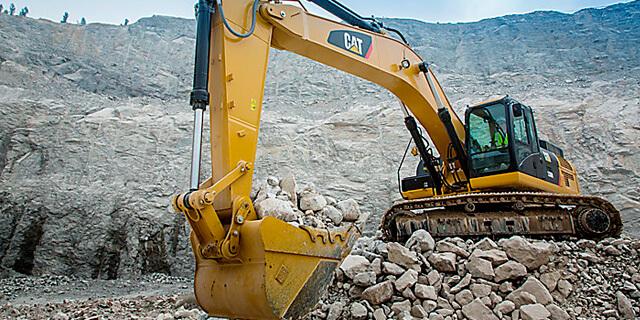 Saiba tudo sobre CAT 336 DL Escavadeira Hidráulica